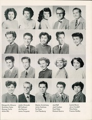 Page 15, 1952 Edition, Gardena High School - El Arador Yearbook (Gardena, CA) online yearbook collection
