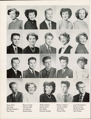 Page 16, 1952 Edition, Gardena High School - El Arador Yearbook (Gardena, CA) online yearbook collection