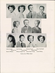 Page 17, 1952 Edition, Gardena High School - El Arador Yearbook (Gardena, CA) online yearbook collection