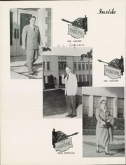 Page 8, 1952 Edition, Gardena High School - El Arador Yearbook (Gardena, CA) online yearbook collection
