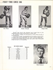 Page 135, 1963 Edition, Gardena High School - El Arador Yearbook (Gardena, CA) online yearbook collection