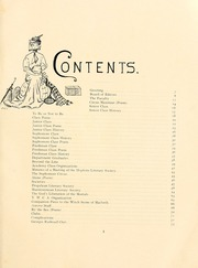 Page 15, 1907 Edition, Agnes Scott College - Silhouette Yearbook (Decatur, GA) online yearbook collection