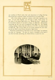 Page 16, 1917 Edition, Agnes Scott College - Silhouette Yearbook (Decatur, GA) online yearbook collection