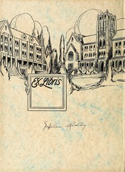 Page 2, 1929 Edition, Agnes Scott College - Silhouette Yearbook (Decatur, GA) online yearbook collection