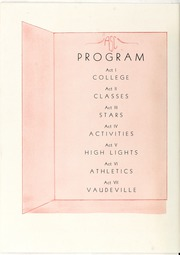 Page 12, 1933 Edition, Agnes Scott College - Silhouette Yearbook (Decatur, GA) online yearbook collection