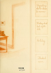 Page 9, 1935 Edition, Agnes Scott College - Silhouette Yearbook (Decatur, GA) online yearbook collection