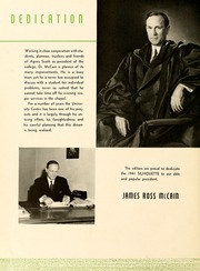 Page 10, 1941 Edition, Agnes Scott College - Silhouette Yearbook (Decatur, GA) online yearbook collection