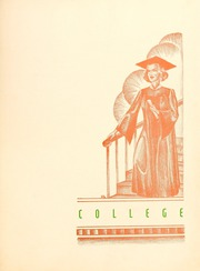 Page 11, 1941 Edition, Agnes Scott College - Silhouette Yearbook (Decatur, GA) online yearbook collection