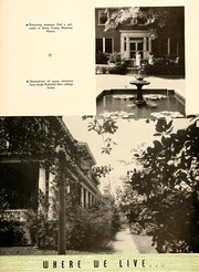 Page 15, 1941 Edition, Agnes Scott College - Silhouette Yearbook (Decatur, GA) online yearbook collection