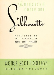 Page 7, 1941 Edition, Agnes Scott College - Silhouette Yearbook (Decatur, GA) online yearbook collection