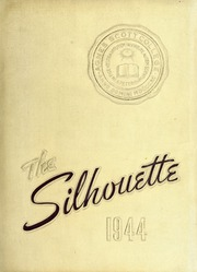 Agnes Scott College - Silhouette Yearbook (Decatur, GA) online yearbook collection, 1944 Edition, Page 1