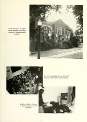 Page 13, 1948 Edition, Agnes Scott College - Silhouette Yearbook (Decatur, GA) online yearbook collection