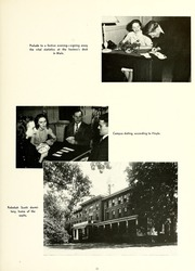 Page 15, 1948 Edition, Agnes Scott College - Silhouette Yearbook (Decatur, GA) online yearbook collection