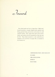 Page 17, 1948 Edition, Agnes Scott College - Silhouette Yearbook (Decatur, GA) online yearbook collection