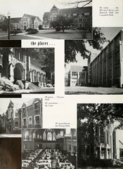Page 10, 1957 Edition, Agnes Scott College - Silhouette Yearbook (Decatur, GA) online yearbook collection
