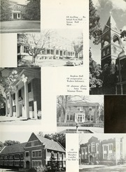 Page 11, 1957 Edition, Agnes Scott College - Silhouette Yearbook (Decatur, GA) online yearbook collection