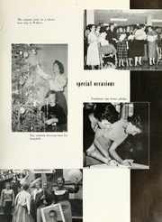 Page 13, 1957 Edition, Agnes Scott College - Silhouette Yearbook (Decatur, GA) online yearbook collection