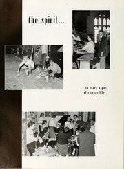 Page 14, 1957 Edition, Agnes Scott College - Silhouette Yearbook (Decatur, GA) online yearbook collection