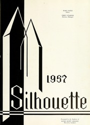 Page 5, 1957 Edition, Agnes Scott College - Silhouette Yearbook (Decatur, GA) online yearbook collection