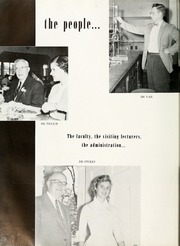 Page 8, 1957 Edition, Agnes Scott College - Silhouette Yearbook (Decatur, GA) online yearbook collection