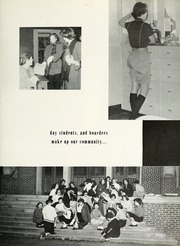 Page 9, 1957 Edition, Agnes Scott College - Silhouette Yearbook (Decatur, GA) online yearbook collection