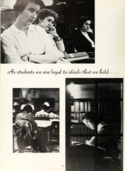 Page 16, 1959 Edition, Agnes Scott College - Silhouette Yearbook (Decatur, GA) online yearbook collection