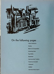 Page 26, 1959 Edition, Agnes Scott College - Silhouette Yearbook (Decatur, GA) online yearbook collection