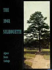 Agnes Scott College - Silhouette Yearbook (Decatur, GA) online yearbook collection, 1961 Edition, Page 1