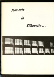 Page 6, 1961 Edition, Agnes Scott College - Silhouette Yearbook (Decatur, GA) online yearbook collection