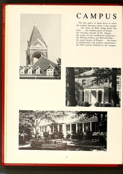 Page 12, 1962 Edition, Agnes Scott College - Silhouette Yearbook (Decatur, GA) online yearbook collection
