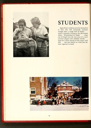 Page 14, 1962 Edition, Agnes Scott College - Silhouette Yearbook (Decatur, GA) online yearbook collection