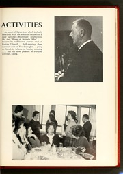 Page 17, 1962 Edition, Agnes Scott College - Silhouette Yearbook (Decatur, GA) online yearbook collection