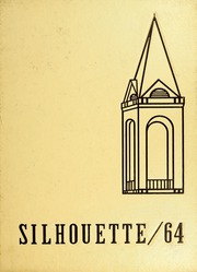 Agnes Scott College - Silhouette Yearbook (Decatur, GA) online yearbook collection, 1964 Edition, Page 1