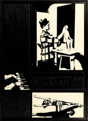 Agnes Scott College - Silhouette Yearbook (Decatur, GA) online yearbook collection, 1966 Edition, Page 1