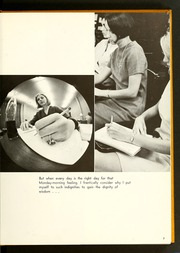 Page 11, 1968 Edition, Agnes Scott College - Silhouette Yearbook (Decatur, GA) online yearbook collection