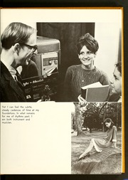 Page 13, 1968 Edition, Agnes Scott College - Silhouette Yearbook (Decatur, GA) online yearbook collection
