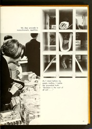 Page 15, 1968 Edition, Agnes Scott College - Silhouette Yearbook (Decatur, GA) online yearbook collection