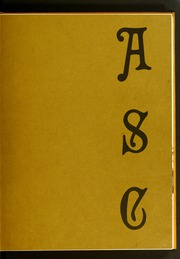 Page 3, 1968 Edition, Agnes Scott College - Silhouette Yearbook (Decatur, GA) online yearbook collection