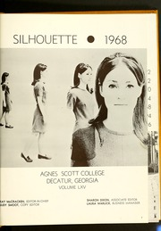 Page 5, 1968 Edition, Agnes Scott College - Silhouette Yearbook (Decatur, GA) online yearbook collection