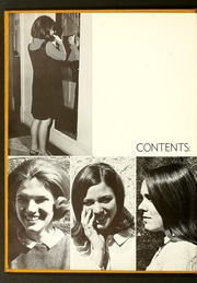 Page 6, 1968 Edition, Agnes Scott College - Silhouette Yearbook (Decatur, GA) online yearbook collection