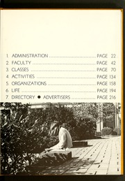 Page 7, 1968 Edition, Agnes Scott College - Silhouette Yearbook (Decatur, GA) online yearbook collection