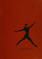 1974 Edition, Agnes Scott College - Silhouette Yearbook (Decatur, GA)