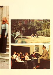 Page 17, 1974 Edition, Agnes Scott College - Silhouette Yearbook (Decatur, GA) online yearbook collection