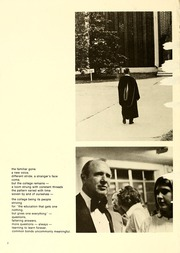 Page 6, 1974 Edition, Agnes Scott College - Silhouette Yearbook (Decatur, GA) online yearbook collection