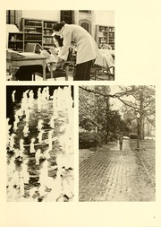 Page 7, 1974 Edition, Agnes Scott College - Silhouette Yearbook (Decatur, GA) online yearbook collection