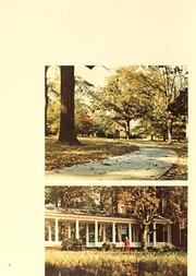 Page 8, 1974 Edition, Agnes Scott College - Silhouette Yearbook (Decatur, GA) online yearbook collection