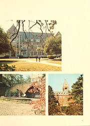 Page 9, 1974 Edition, Agnes Scott College - Silhouette Yearbook (Decatur, GA) online yearbook collection