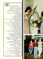 Page 8, 1977 Edition, Agnes Scott College - Silhouette Yearbook (Decatur, GA) online yearbook collection
