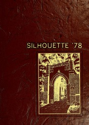 Agnes Scott College - Silhouette Yearbook (Decatur, GA) online yearbook collection, 1978 Edition, Page 1