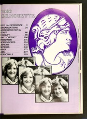 Page 5, 1980 Edition, Agnes Scott College - Silhouette Yearbook (Decatur, GA) online yearbook collection